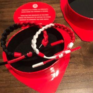Jewelry - RASTACLAT Valentine's Day His & Hers Bracket Pack